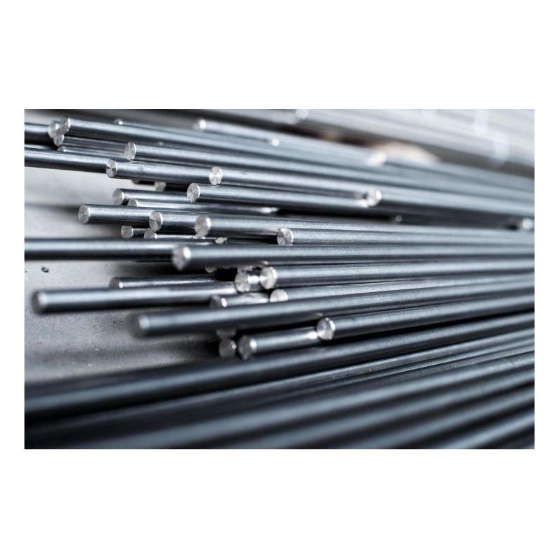 Titanelektroder Ø0,8-5mm Svetselektroder av klass 2 Titan 3.7035 svetsstänger, svetsning och lödning