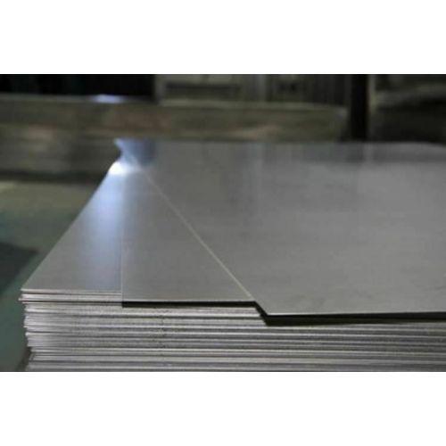 Titangrad 2 0,5-1,5 mm titanplåt 3,7035 Plåtar skär 100 mm till 2000 mm, titan