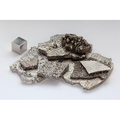 Cobalt Intermediate Co 99.3% pure metal element 27 nugget bars 25kg cobalt