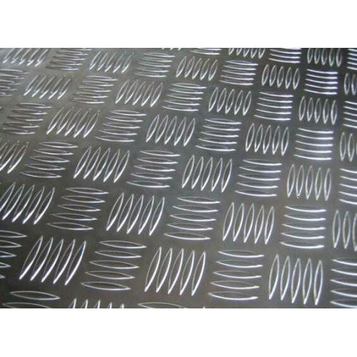Aluminum checker plate 3 / 5mm plates Al plates Aluminum plate thin sheet selectable