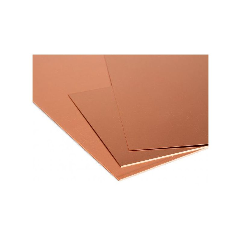 Copper sheet 0.5-5mm plates Cu sheet thin sheet selectable 100mm to 2000mm