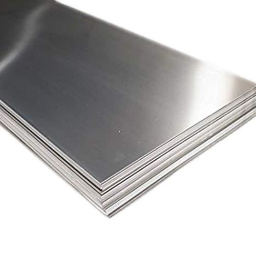 Rostfritt stålplåt 1,5 mm 316L Wnr. 1.4404 ark ark skärs till storlek 100 mm till 2000 mm