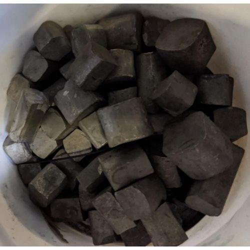 Volframskrot W 99,9% element 74 Nugget ren metall 1gr-10kg volfram