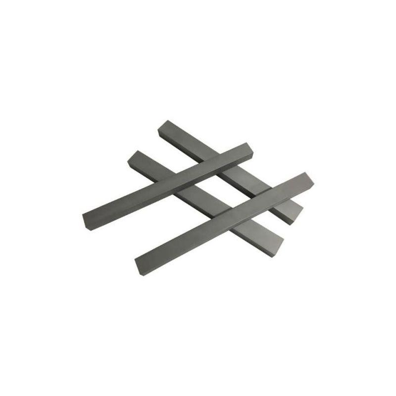 Tungsten 99% element 74 Pure metal metal strips Tungsten strips 0.2x20x104mm