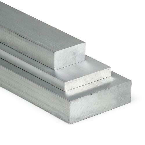 Flat aluminiumstång 30x2mm-5x12mm 0,5-2 meter remsor av plåt skärs i storlek