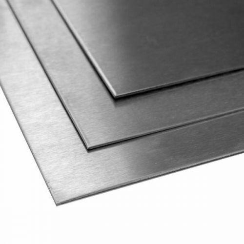 Titanplåt klass 5 0,5 mm platta 3.7165 Titanplåt skär 100 mm till 2000 mm