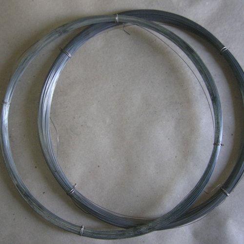 Hafniumtråd 99,9% från Ø 0,5 mm till Ø 5 mm rent metallelement 72 Tråd Hafnium, sällsynta metaller