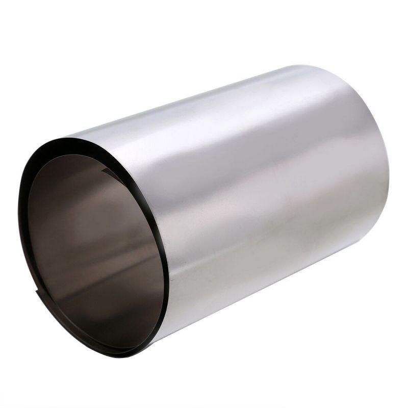 Titanium band 0.1x300mm Grade 1 titanium foil strip Plate 3.7025 sheet 0.05-1meter, titanium