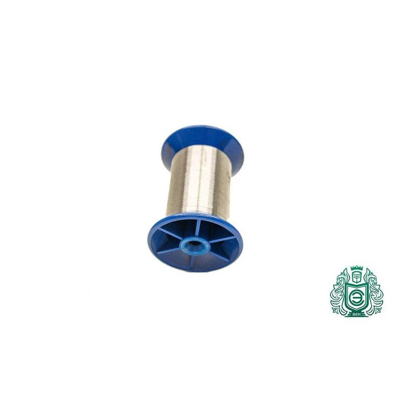 Rostfritt ståltråd Ø0.05-3mm bindningstråd 1.4301 trädgårdstråd 304 hantverkstråd 1-200 meter, rostfritt stål
