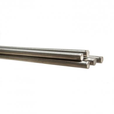 Rundstång i rostfritt stål. Vad är det här?